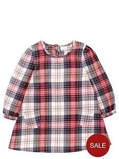 ladybird-girls-pretty-check-and-broderienbsplace-dress-12-months-7-years