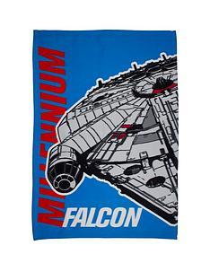 star-wars-millennium-falcon-fleece-blanket