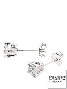 love-diamond-9-carat-white-gold-50-point-diamond-solitaire-earrings