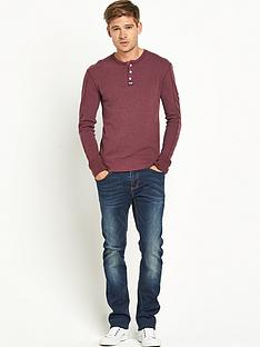 superdry-heritage-long-sleeve-grandad-tee