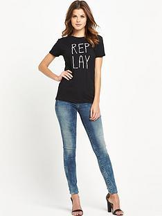replay-replay-logo-tee