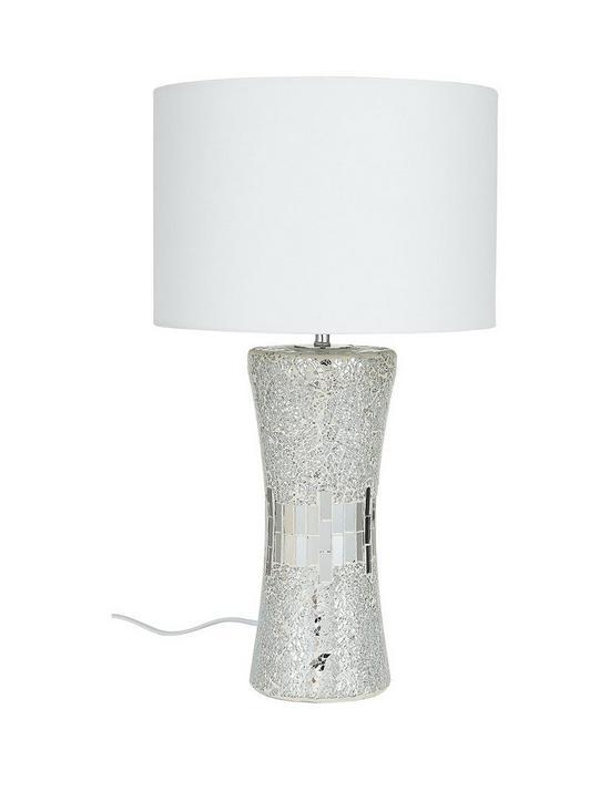 Glitz table lamp very co uk