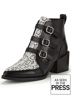 shoe-box-sienna-block-heel-pu-boot-with-snake-detail-black