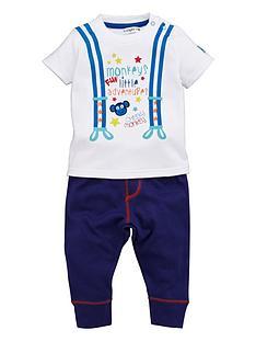 ladybird-baby-boys-printed-little-monkey-t-shirt-and-joggers-set-2-piece