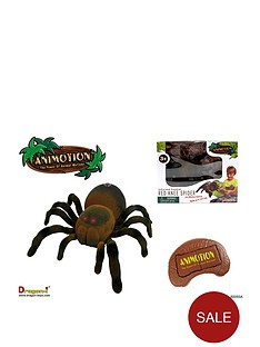 infrared-remote-control-flocked-spider