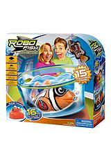 Robo Fish Recharge Playset