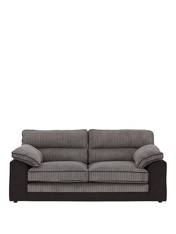 Admirable Delta 3 Seater Sofa Short Links Chair Design For Home Short Linksinfo