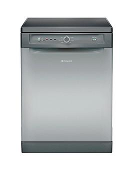 hotpoint-aquarius-fdyb10011g-13-place-fullsize-dishwasher-graphite