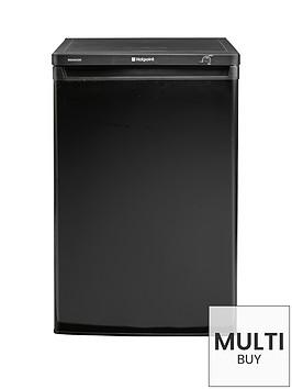 hotpoint-rzaav22k-55cm-undercounter-freezer-black