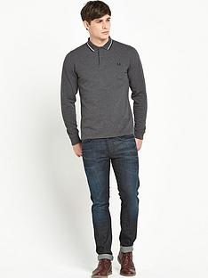 fred-perry-fred-perry-ls-twin-tipped-polo