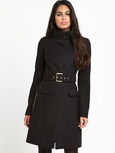 south-tall-funnel-neck-coat