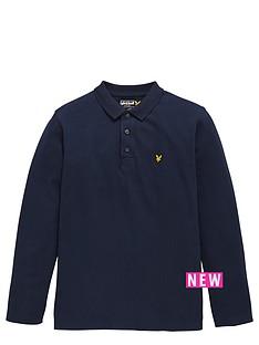 lyle-scott-long-sleeve-classic-polo