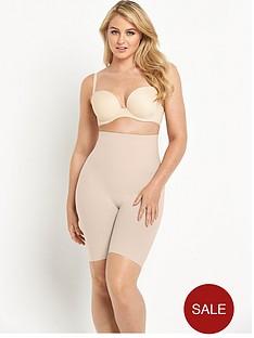 maidenform-maidenform-sleek-smoothers-hi-waist-shortie
