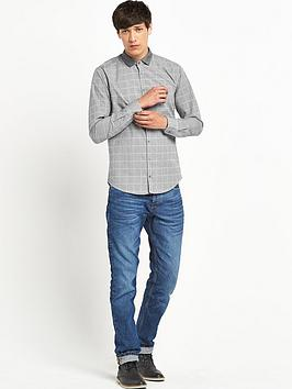 boss-orange-small-collared-check-mens-shirt