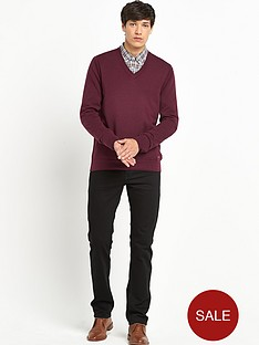 boss-orange-v-neck-mens-jumper
