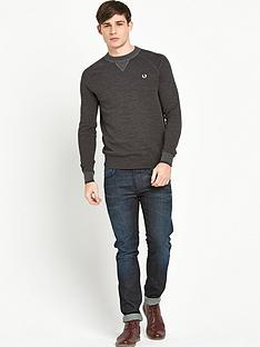 fred-perry-tipped-mens-jumper