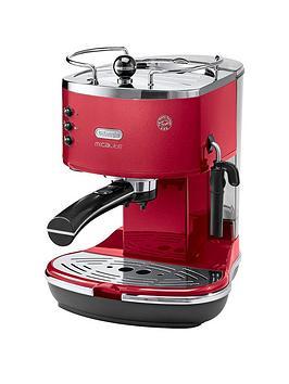 delonghi-ecom311r-icona-micalite-espresso-machine-red