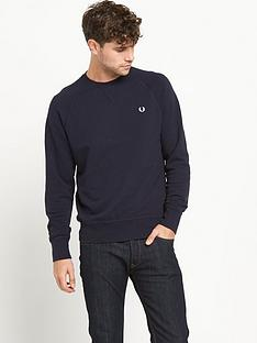 fred-perry-fred-perry-crew-neck-sweat