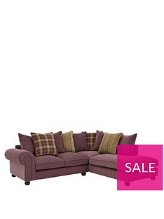 ideal-home-orkney-right-hand-fabric-scatter-back-corner-chaise-sofa