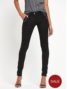 south-petite-zip-detail-skinny-biker-jeans