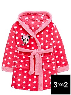 minnie-mouse-girls-robe