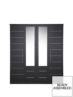 consort-new-liberty-4-door-4-drawer-mirrored-wardrobe