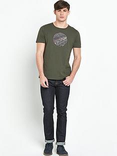 pretty-green-pretty-green-mix-deck-logo-tshirt