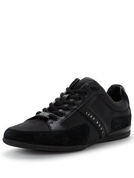 hugo-boss-green-spacit-trainers-black