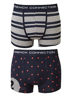french-connection-french-connection-2pk-print-trunk