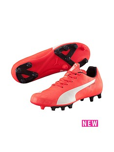puma-puma-junior-evospeed-54-firm-ground-football-boots