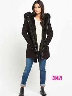south-luxe-faux-fur-trim-parka
