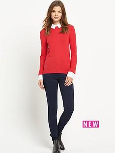 south-shirt-collar-jumper