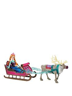 disney-frozen-disney-frozen-sven-and-sleigh