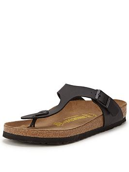 birkenstock-gizeh-black-toe-post-sandals