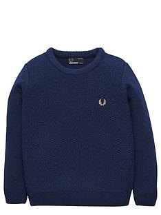 fred-perry-fred-perry-crew-neck-jumper