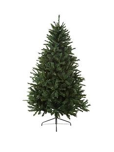 7ftnbspgreen-regal-fir-christmas-tree-with-metal-stand