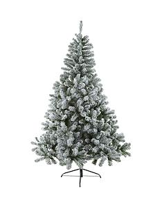 7ft-flocked-emperor-christmas-tree