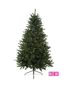 6ft-green-regal-fir-christmas-tree-with-metal-stand