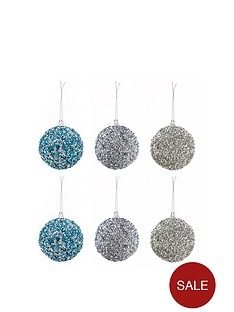 set-of-6-glittered-ball-hanging-ornaments