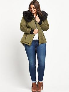 lovedrobe-padded-coat-with-faux-fur-trim