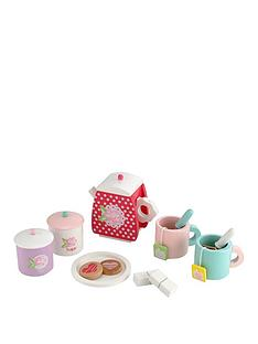 early-learning-centre-early-learning-centre-wooden-teatime-set
