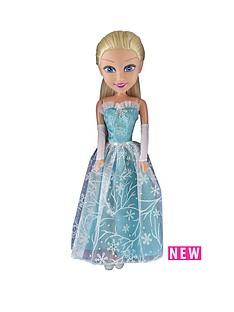 sparkle-girlz-sparkle-girlz-20inch-winter-princess-blonde-doll