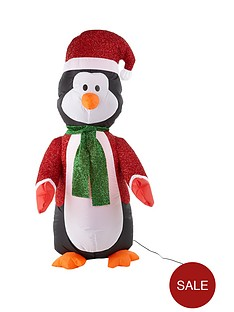 12-m-inflatable-outdoor-penguin-christmas-decoration