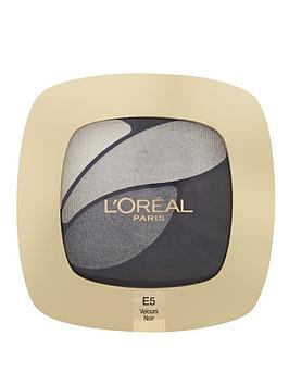 loreal-paris-paris-colour-riche-eyeshadow-quad-velours-noir-e5