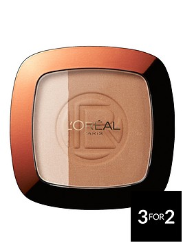 loreal-paris-paris-glam-bronze-powder-duo-blonde-101