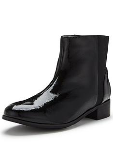 shoe-box-philomena-elastic-detail-patent-ankle-boot