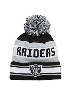 new-era-new-era-jake-oakland-raiders-knitted-bobble-hat
