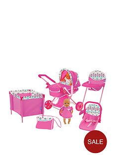 small-wonders-small-wonders-8-in-1-dolls-play-set-little-flower