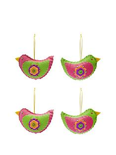 felt-bird-hanging-tree-decorations-ndash-set-of-4