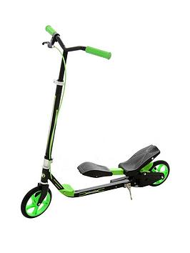 Wired Dynamo Scooter